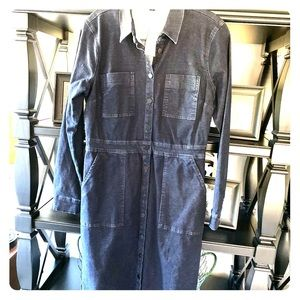 Ann Taylor denim dress (NWT)
